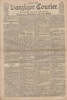 Danziger Courier : Kleine Danziger Zeitung für Stadt und Land : Organ für Jedermann aus dem Volke. Jg.20, Nr. 82 (7 April 1901) + dod.