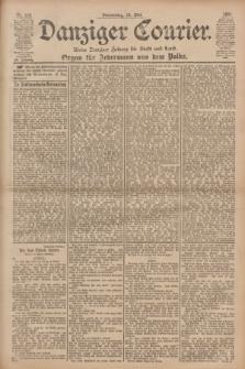 Danziger Courier : Kleine Danziger Zeitung für Stadt und Land : Organ für Jedermann aus dem Volke. Jg.20, Nr. 114 (16 Mai 1901)