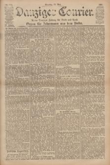 Danziger Courier : Kleine Danziger Zeitung für Stadt und Land : Organ für Jedermann aus dem Volke. Jg.20, Nr. 116 (19 Mai 1901) + dod.
