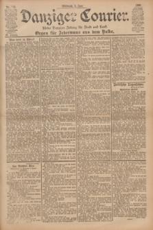 Danziger Courier : Kleine Danziger Zeitung für Stadt und Land : Organ für Jedermann aus dem Volke. Jg.20, Nr. 129 (5 Juni 1901)