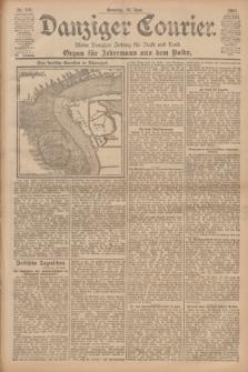 Danziger Courier : Kleine Danziger Zeitung für Stadt und Land : Organ für Jedermann aus dem Volke. Jg.20, Nr. 139 (16 Juni 1901) + dod.