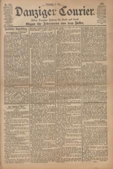 Danziger Courier : Kleine Danziger Zeitung für Stadt und Land : Organ für Jedermann aus dem Volke. Jg.20, Nr. 152 (2 Juli 1901)