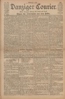 Danziger Courier : Kleine Danziger Zeitung für Stadt und Land : Organ für Jedermann aus dem Volke. Jg.20, Nr. 153 (3 Juli 1901)