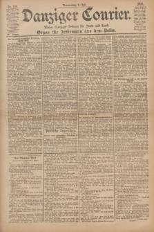 Danziger Courier : Kleine Danziger Zeitung für Stadt und Land : Organ für Jedermann aus dem Volke. Jg.20, Nr. 154 (4 Juli 1901)