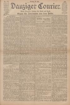 Danziger Courier : Kleine Danziger Zeitung für Stadt und Land : Organ für Jedermann aus dem Volke. Jg.20, Nr. 173 (26 Juli 1901)