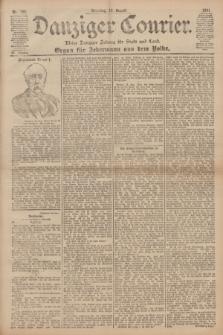 Danziger Courier : Kleine Danziger Zeitung für Stadt und Land : Organ für Jedermann aus dem Volke. Jg.20, Nr. 188 (13 August 1901)