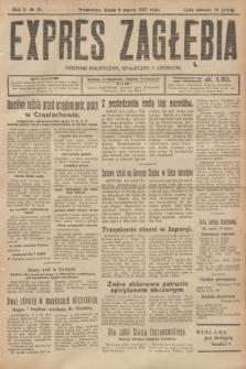 Expres Zagłębia : dziennik polityczny, społeczny i literacki. R.2, № 55 (9 marca 1927)