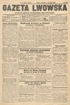 Gazeta Lwowska. 1939, nr3