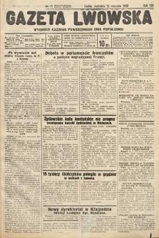 Gazeta Lwowska. 1939, nr11