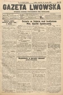 Gazeta Lwowska. 1939, nr14