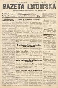 Gazeta Lwowska. 1939, nr25