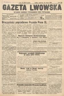Gazeta Lwowska. 1939, nr37