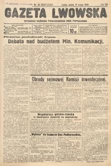 Gazeta Lwowska. 1939, nr38