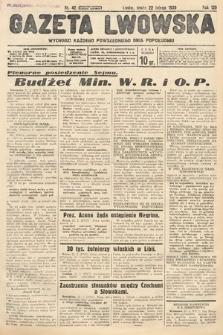 Gazeta Lwowska. 1939, nr42