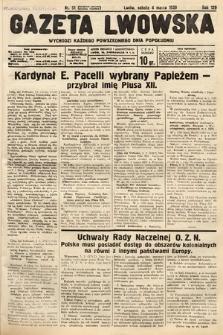 Gazeta Lwowska. 1939, nr51