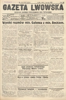 Gazeta Lwowska. 1939, nr54