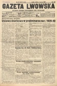 Gazeta Lwowska. 1939, nr57