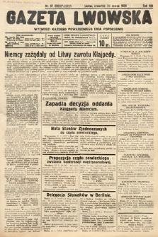 Gazeta Lwowska. 1939, nr67