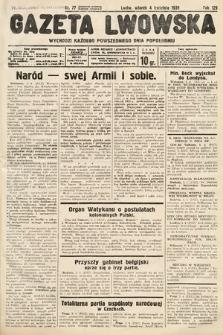 Gazeta Lwowska. 1939, nr77