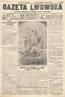Gazeta Lwowska. 1939, nr81