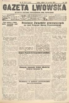 Gazeta Lwowska. 1939, nr87