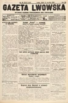 Gazeta Lwowska. 1939, nr90