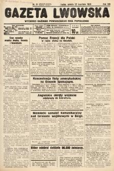 Gazeta Lwowska. 1939, nr91