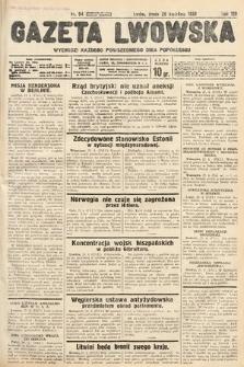 Gazeta Lwowska. 1939, nr94