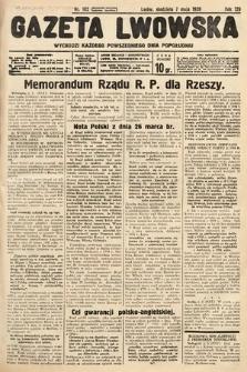 Gazeta Lwowska. 1939, nr102