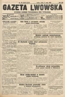 Gazeta Lwowska. 1939, nr110