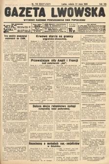 Gazeta Lwowska. 1939, nr118