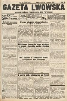 Gazeta Lwowska. 1939, nr121