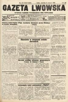 Gazeta Lwowska. 1939, nr124
