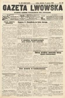 Gazeta Lwowska. 1939, nr129