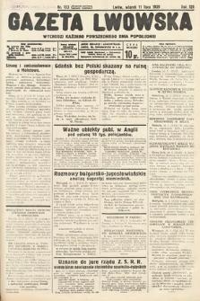 Gazeta Lwowska. 1939, nr153