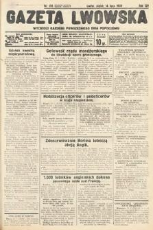 Gazeta Lwowska. 1939, nr156