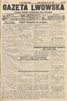 Gazeta Lwowska. 1939, nr158