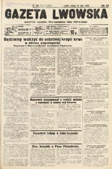 Gazeta Lwowska. 1939, nr162