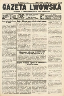Gazeta Lwowska. 1939, nr163