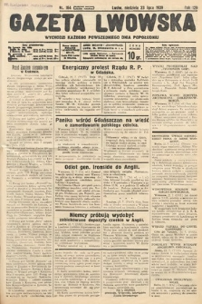 Gazeta Lwowska. 1939, nr164