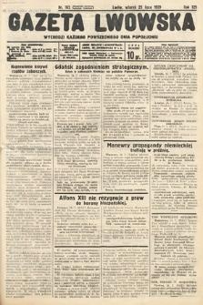 Gazeta Lwowska. 1939, nr165
