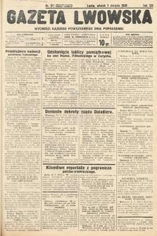 Gazeta Lwowska. 1939, nr171