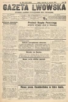 Gazeta Lwowska. 1939, nr196