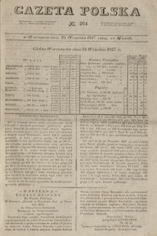 Gazeta Polska. 1827, N. 264 (25 września)