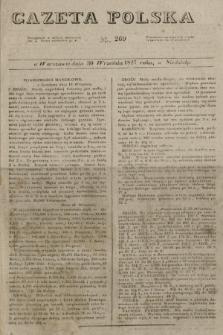 Gazeta Polska. 1827, N. 269 (30 września)