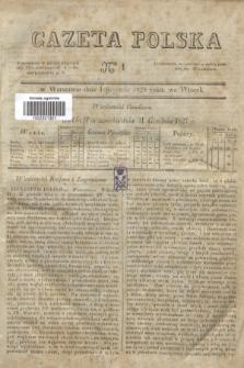 Gazeta Polska. 1828, № 1 (1 stycznia)