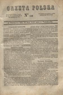 Gazeta Polska. 1830, Nro 124 (10 maja) + dod.