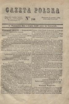 Gazeta Polska. 1830, Nro 180 (8 lipca)