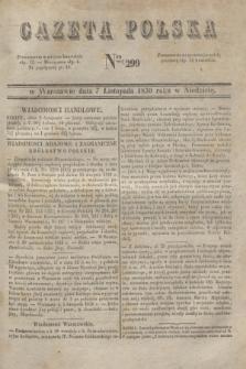 Gazeta Polska. 1830, Nro 299 (7 listopada)