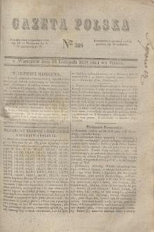 Gazeta Polska. 1830, Nro 308 (16 listopada)